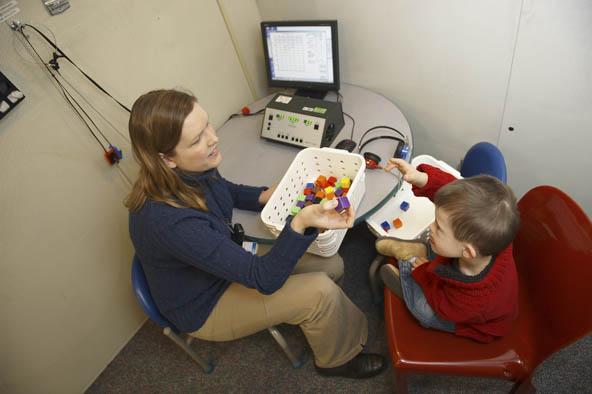 Children learn through play eyfs classroom